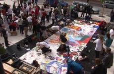 We love art in Europe, un projet initié en Belgique et qui s'est déroulé à Forbach