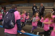 """""""go run for fun"""" : Inéos, la ville de Sarralbe, et l'Éducation Nationale font courir les jeunes pour leur plaisir et leur santé."""
