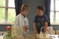 Des élèves du collège Fulrad ont présenté les liens qui existent entre les mathématiques et les autres disciplines scientifiques