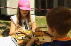 Les enfants de Woustviller se plongent dans les jeux d'antan durant un après-midi