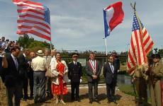 70 ans après, Sarreinsming a honoré la mémoire des libérateurs américains
