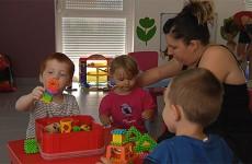 À peine ouverte, la Maison d'Assistantes Maternelles d'Ippling fait déjà le plein.