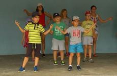 Les enfants se sont bien amusés au centre aéré de Rémelfing