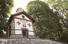 La chapelle Notre dame de Lourdes à Wittring
