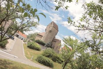 La chapelle d'Heckenransbach