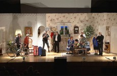 """""""Le Comte de Monte Fiasco"""" par le Saageminner Platt Theater."""