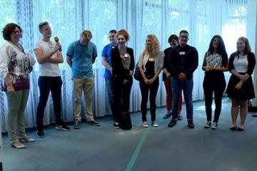 La formation transfrontalière, une réalité pour 10 jeunes étudiants du lycée Henri Nominé