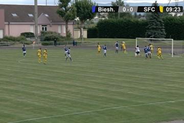 Foot: ASC Bisheim - SFC