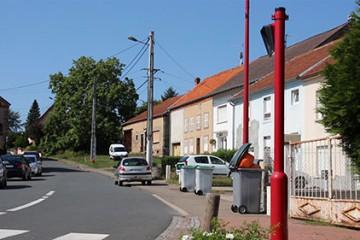 Petite histoire de la rue de la Paix à Hambach