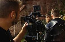 La série Noobs en tournage à Graufthal
