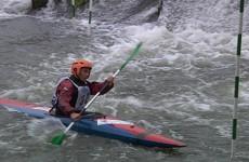 La troisième manche de la coupe de Lorraine de canoë-kayak se déroulait à Grosbliederstroff