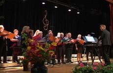 Festival de chorales à Grosblie
