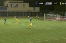 le Sarreguemines Football Club jouait samedi au stade du Schlossberg contre l'US Forbach
