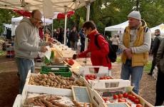 Le marché paysan de Sarreguemines, c'est bio et c'est local