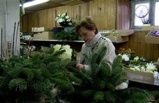 Nicole Koeppel est la plus ancienne fleuriste de Sarreguemines