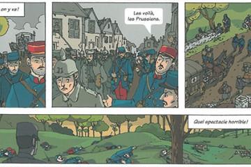 Carnets 14-18, quand 4 journaux de guerre deviennent une bande dessinée franco-allemande