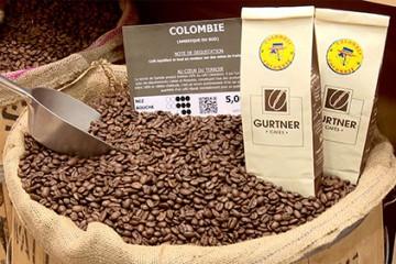 Dans les coulisses de la torréfaction du café Laurence Gurtner