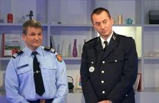 2 invités plateau à propos de l'opération conjointe de gendarmerie et de police