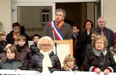 Les habitants de Sarralbe se sont rassemblés pour la France et ses valeurs