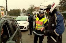 Policiers français et allemands ont mené une opération conjointe à Sarreguemines