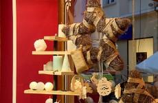L'ESAT La Ruche a ouvert une boutique éphémère au centre-ville de Sarreguemines pour vendre les productions réalisées dans l'atelier par les travailleurs handicapés