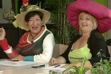 Les catherinettes sortent leurs chapeaux !!!