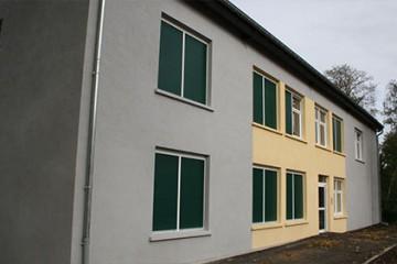 octobre 2006 Mosaïk investit ses nouveau locaux