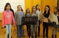 Les élèves de sixième du collège du Himmelsberg se sont mobilisés en faveur de la laïcité