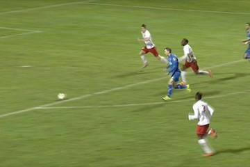 Les footballeurs sarregueminois et nancéens se sont quittés sur un match nul mérité