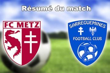 Match FC Metz 2 - SFC