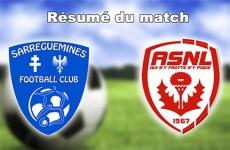 les footballeurs sarregueminois accueillaient l'AS Nancy-Lorraine en championnat