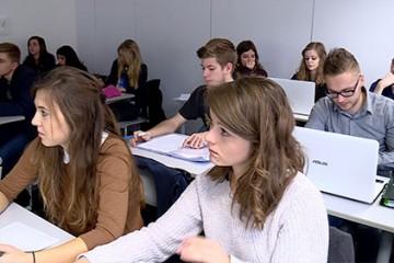 Je choisis de faire mes études à Sarreguemines