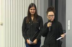 les étudiants de l'IUT Moselle-Est de Sarreguemines organisent l'événement Speed'Project