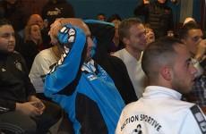 Les joueurs du Sarreguemines Football Club ont suivi le tirage au sort de coupe de France avec excitation et envie
