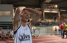 Michel MUNSCH, en route pour les jeux paralympiques de Rio.