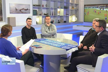 La formidable aventure du Sarreguemines Football Club en Coupe de France.