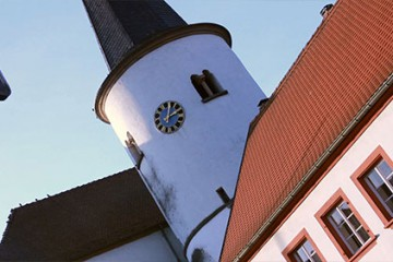 La plus ancienne église de Sarre est à Reinheim