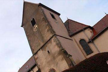 Roth, la grande paroisse devenue annexe de Hambach.