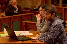 réunion de présentation des activités et du bilan de l'Espace Info Énergie