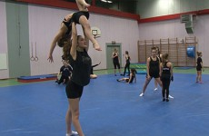 Focus sur la gym acrobatique,