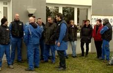 Les salariés de Steeltech maintiennent la pression, ils se sont réunis devant l'usine de Creutzwald.