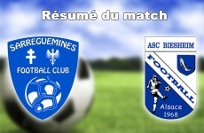 Sarreguemines Football Club avaient l'intention de prendre le maximum de points contre Bisheim