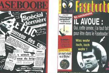 Du Saargemünder Fasenachts Zeitung au Faseboobe