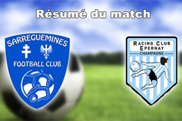 Sarreguemines Football Club recevait Epernay