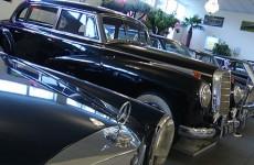 Prestigieuses voitures anciennes se refont une beauté chez un spécialiste de Freyming-Merlebach