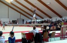 L'ASSO Gymnastique accueillait les gymnastes lorrains en lice pour le championnat de France individuel.