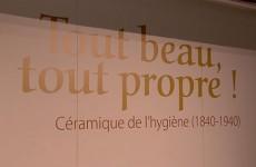 exposition « Tout beau, tout propre »