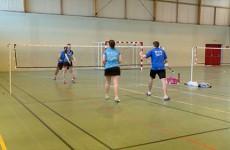 Sans faute cette saison pour le Sarreguemines badminton club qui remonte en division nationale 3