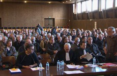 Une audience hors norme au palais des congrès de Forbach. 834 anciens mineurs demandent à être indemnisés au titre du préjudice d'anxiété auprès d'un juge départiteur.