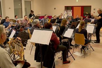 À Grosbliederstroff la musique se joue tout en harmonie